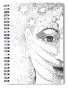 Hope And Rebirth Spiral Notebook