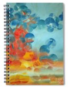Hope Rising Spiral Notebook