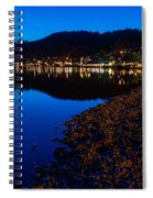 Hopfensee Lake Landscape Spiral Notebook
