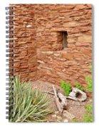 Hopi House Garden Spiral Notebook