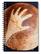 Hopi Jar Fragment Spiral Notebook