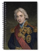 Horatio Nelson (1758-1805) Spiral Notebook