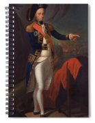 Horatio Nelson - Viscount Nelson Spiral Notebook