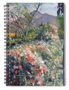 Horingberg Horn Mountain Eastern Cape South Africa Spiral Notebook