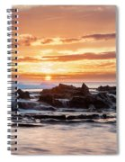 Horizon In Paradise Spiral Notebook