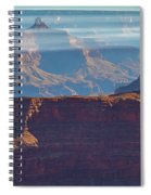 Horizontal Light Spiral Notebook