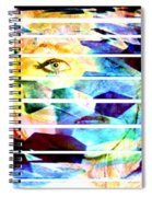 Horizontal View Spiral Notebook