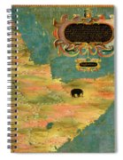 Horn Of Africa, Ethiopia And Somalia Spiral Notebook