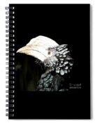 Hornbill Bird Spiral Notebook