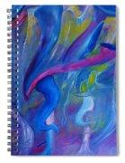 Horns Spiral Notebook