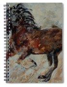 Horse 561 Spiral Notebook