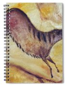 Horse A La Altamira Spiral Notebook