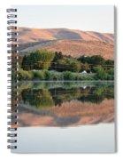 Horse Heaven Hills Sunset Spiral Notebook