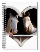 Horse Lovers Spiral Notebook