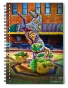 Horse Of Another Color Spiral Notebook