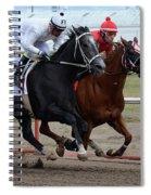 Horse Power 10 Spiral Notebook