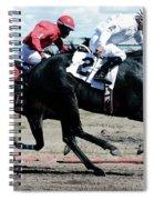 Horse Power 12 Spiral Notebook