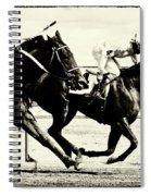 Horse Power 13 Spiral Notebook