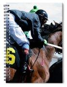 Horse Power 14 Spiral Notebook
