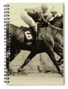 Horse Power 15 Spiral Notebook