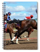 Horse Power 6 Spiral Notebook