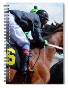 Horse Power 8 Spiral Notebook