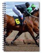 Horse Power 9 Spiral Notebook