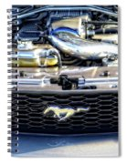 Horse Power Spiral Notebook