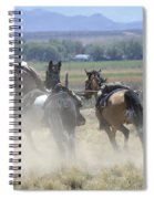 Horse Thief Spiral Notebook