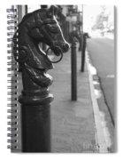 Horse Tie 1 Spiral Notebook