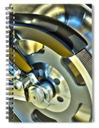 Horsepower Transfer  Spiral Notebook