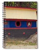 Horse's Head Spiral Notebook