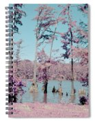 Horseshoe Conservation Area Infrared Spiral Notebook