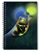 Horus Egyptian God Of The Sky Spiral Notebook