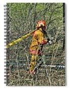 Hose Advance Spiral Notebook