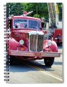 Hose Co. No. 1 Inc 2 Spiral Notebook