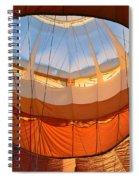 Hot Air Ballon 5 Spiral Notebook
