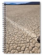 Hot And Dry Spiral Notebook