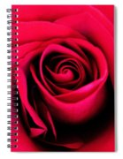 Hot Lips Spiral Notebook