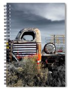 hot springs day-2351-2-R1 Spiral Notebook