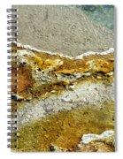 Hot Springs Runoff Spiral Notebook