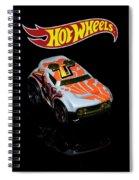Hot Wheels Rocket Box Spiral Notebook