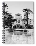 Hotel Del Monte - Bw Spiral Notebook