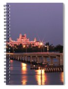 Hotel Don Cesar The Pink Palace St Petes Beach Florida Spiral Notebook