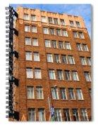 Hotel Pickwick - San Francisco Spiral Notebook