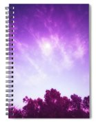 Hour For Magic Spiral Notebook