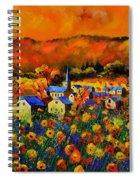 Houroy 675180 Spiral Notebook