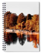 Housatonic River Mist Spiral Notebook