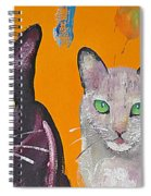House Cats Spiral Notebook