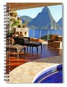 House Spiral Notebook